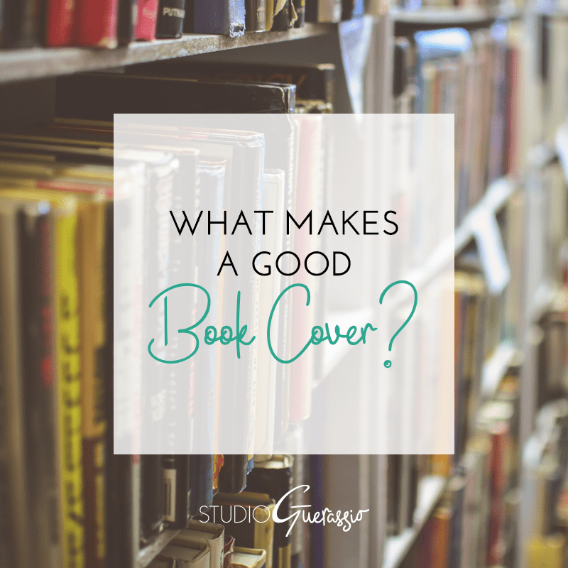 What Makes a Good Book Cover?