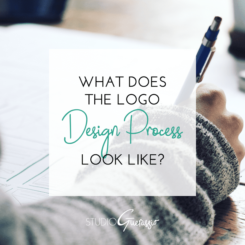 What Does the Logo Design Process Look Like?