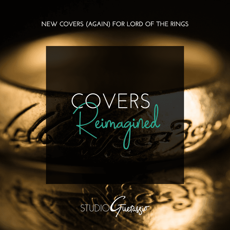 Covers Reimagined: LOTR Redux