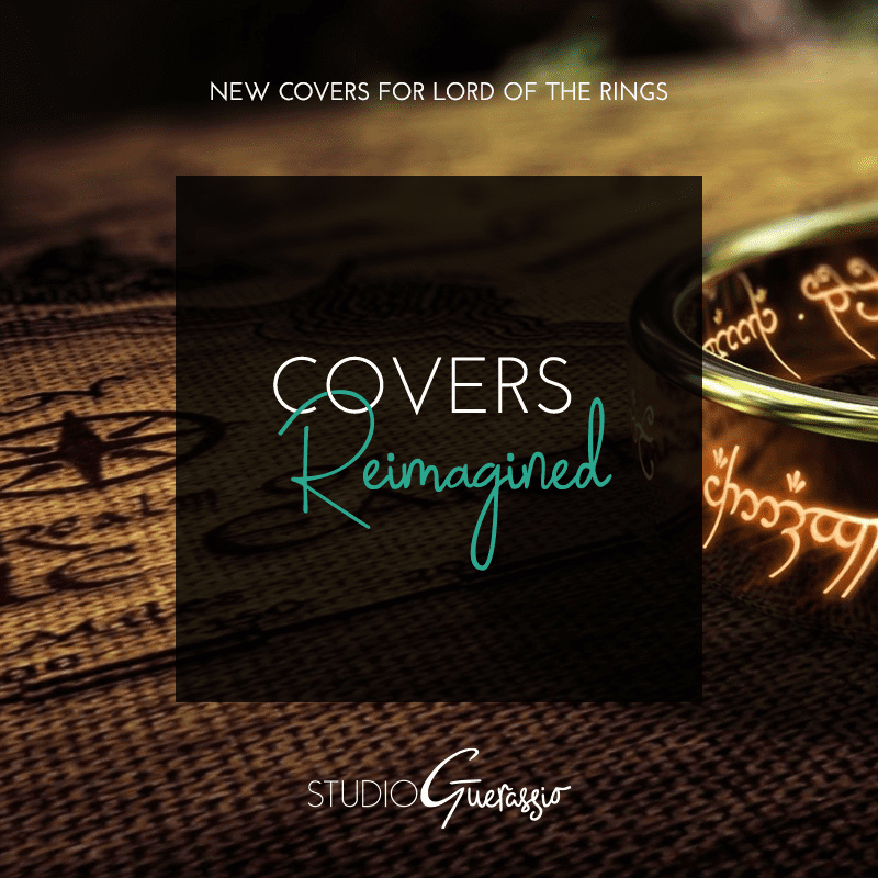 Covers Reimagined: The Lord of the Rings