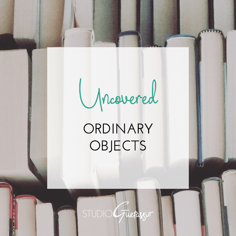 Uncovered: Ordinary Objects