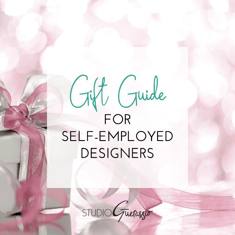 Gift Guide for Self-Employed Designers
