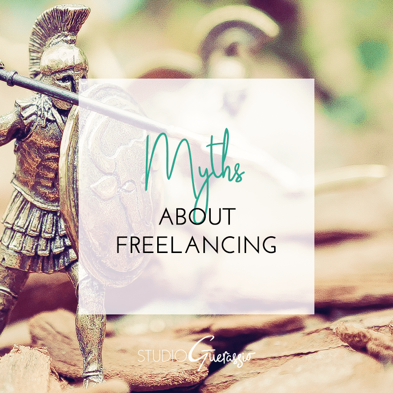 Myths About Freelancing